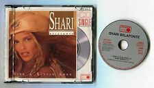 Shari Belafonte 3-inch-CD-Maxi give a Little Love © 1989 German - 2-Track 873 254-3
