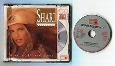 Shari Belafonte 3-inch-CD-Maxi give a Little Love © 1989 German - 2-Track 873 254-3