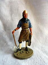 Figurine pompier Delprado -  Artisan pompier de Strasbourg 1780