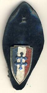 insigne  FFI Police Parisienne