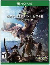 Monster Hunter World Microsoft Xbox One