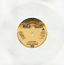 "DONNA SUMMER - ON THE RADIO - 1979 -  SOUL - 7"" VINYL"