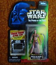 1997 Star Wars PRINCESS LEIA ORGANA as JABBA'S PRISONER Figure w/FREEZE FRAME