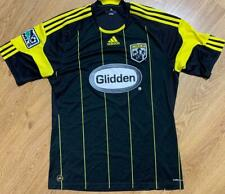 Columbus Crew MLS Adidas Football Shirt Jersey Size L Adult