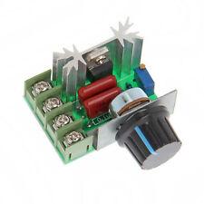 2000W 220V Spannungsregler SCR Dimmen Drehzahlregelung Thermostat Motor  3818