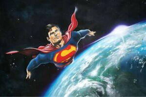 SUPERMAN. PAZ EN LA TIERRA/ PEACE ON THE EARTH