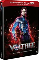 Voltage [Edition Ultimate 3D + Blu-Ray + DVD-Boitier SteelBook] // BLU RAY NEUF