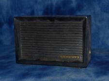 Vintage Zephyr transistor AM Radio External speaker Made in Japan