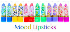 Mood Lipstick W/Aloe Long Lasting Magic Lipstick Color Changing Pink 24 hour 12x
