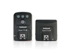 Hahnel Viper Kit de disparo de flash inalámbrico TTL: Sony mi interfaz multi