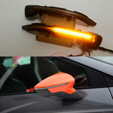 For Seat Leon MK3 Ibiza V Arona Mirror Dynamic Turn Signal LED Light Indicator
