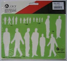 Jakar Template 4645 - Human Figure /Male People Stencil