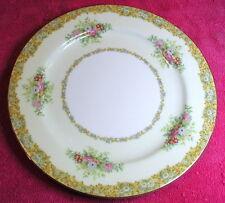 """Noritake (Rosanne) 9 7/8"""" DINNER PLATE(s)  Pat #3806  (12 avail)"""