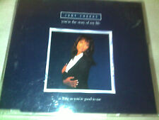 JUDY CHEEKS - YOU'RE THE STORY OF MY LIFE/AS LONG AS YOU'RE GOOD TO ME - CDS