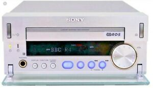 Sony Minidisc Mini Disc Player/Recorder Deck Separate MDS-SD1
