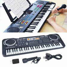 Portable 61 Key Electric Digital Musical Electronic Keyboard Piano Organ Gift Us
