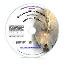 Angel Guided Meditation CD No 18 - ARCHANGEL MICHAEL- FEAR RELEASE - CD