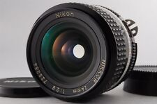 【Excellent+】NIKON AI-S 24mm F/2.8 automatic exposure Ais MF from JAPAN 415