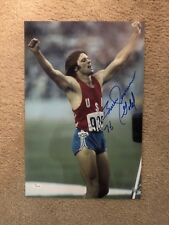 "BRUCE JENNER signed / autographed 12x18 photo ~ ""76 Gold"" ~ JSA/COA"