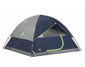 Coleman 2-Person Sundome Tent Navy