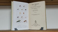 Sea Trout and Occasional Salmon by Jeffery Bluett, Cassell - First Edition 1948