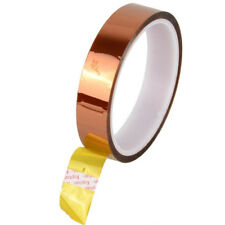 100ft Kapton Tape Adhesive High Temperature Heat Resistant Polyimide 20mm