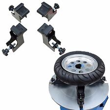 Motorcycle adapter for Tire changer