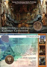 ■■■ Poland 2010 2 Zlote Polish Cities KATOWICE Blister UNC ■■■