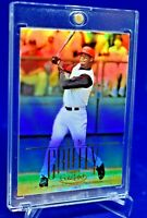 KEN GRIFFEY JR GOLD LABEL SPECIAL CARD SP RARE RAINBOW REFRACTOR REDS LEGEND