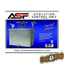 All Seasons Feeders 12v Evolution Control Unit, The-Timer, Eliminator Spinner