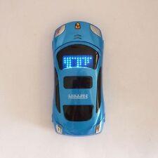 F15 Sports car model Unlocked Blue mobile phone Dual SIM card flip phone