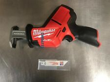 Brand New MILWAUKEE 2520-20 M12 12V Volt Fuel Brushless Hackzall Tool Only