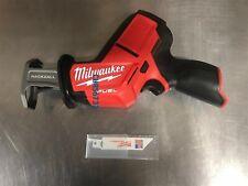Nueva marca MILWAUKEE 2520-20 M12 12V Voltios Combustible Sin Escobillas Hackzall herramienta solamente