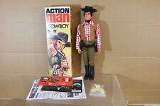 Palitoy Hasbro 34076 Action Man cow-boy avec Moving Eagle Eyes Coffret NN