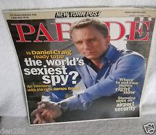 #8950 New York Post Parade Magazine Sunday October 1 2006 On Cover Daniel Craig