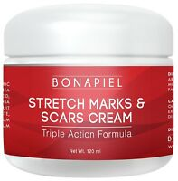 Stretch Mark Cream and Scar Removal - For Pregnant Women, After Birth and Men...