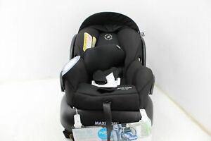 Maxi-Cosi IC301FZA Mico 30 Infant Rear Facing Car Seat Midnight Black Purecosi