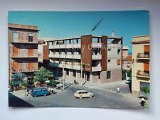 CAPO D'ORLANDO piazza Matteotti banco di sicila Messina vecchia cartolina