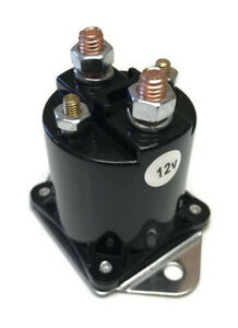 12V Solenoid Switch 1013609 for 1984-Up Club Car DS & Precedent Gas Golf Cart
