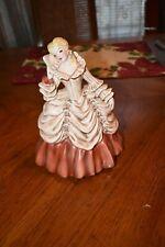 Amelia Florence ceramics 8in beige/brown blonde hair great shape