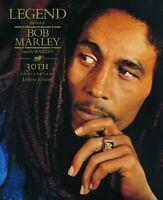 BOB MARLEY & THE WAILERS - LEGEND (LTD 30TH EDT,CD+BLURAY AUDIO) 2 CD NEW+