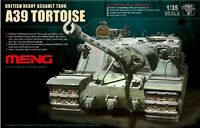 Meng Model TS-002 1/35 Bristish Heavy Assault Tank A39 Tortoise