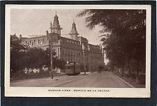 ARGENTINA. Buenos Aires - Edificio De La Aduana. Tram.RPPC by Bourquin & Kohmann