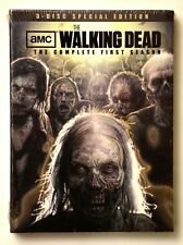 WALKING DEAD: Complete First Season Special Edition - NEW 3-DISC DVD SET!!