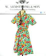 Unbranded Cotton Blend Mod/GoGo Vintage Clothing for Women