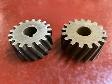 1925 1926 1927 1928 1929 1930 JORDAN OIL PUMP GEAR SET NORS