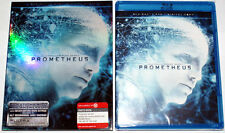 Target Exclusive Prometheus Blu-ray DVD 2012 Collector's Photo Book Edition