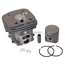 Cylinder Assembly & Piston Kit Husqvarna 372 X-TORQ Chainsaws 50mm 575 25 57-02