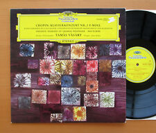 SLPEM 136 452 Chopin Piano Concerto no. 2 Tamas Vasary Kulka Berlin Phil NM/EX