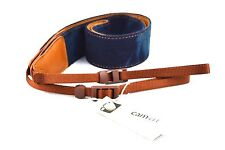 Classic Blue Denim/Leather Universal Camera Shoulder Neck Strap DSLR SLR 7100